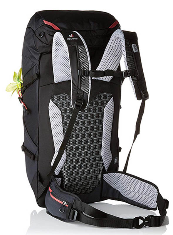 Велосипедный рюкзак Deuter SPEED LITE SL 30 black Deuter SPEED LITE SL 30 black back 3410718 7000