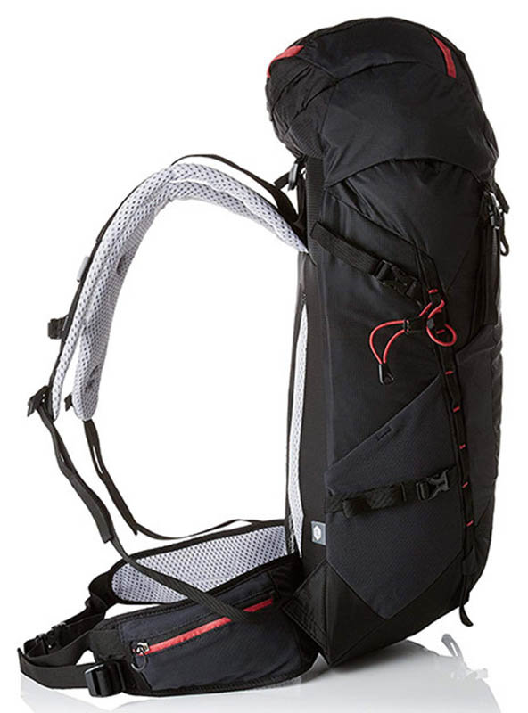 Велосипедный рюкзак Deuter SPEED LITE SL 30 black Deuter SPEED LITE SL side 3410718 7000