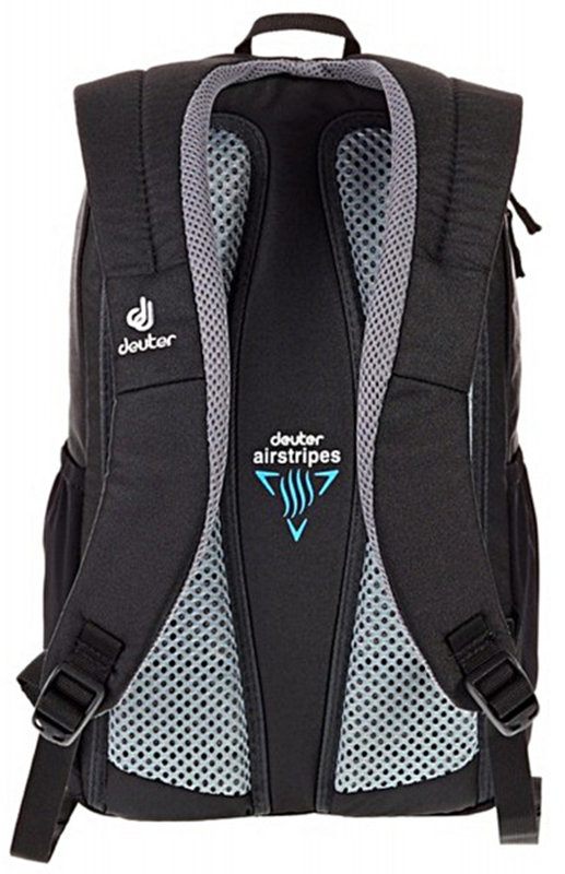 Рюкзак Deuter STEPOUT 12 arctic-midnight Deuter STEPOUT 12 back 3810215 3358