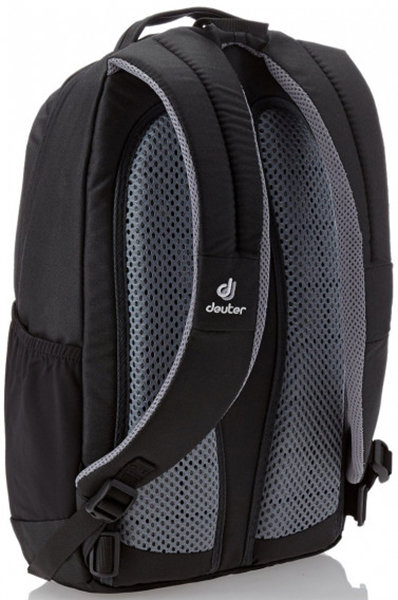 Рюкзак Deuter StepOut 16 цвет 4513 graphite-maron Deuter STEPOUT 16 back 3810315 4513