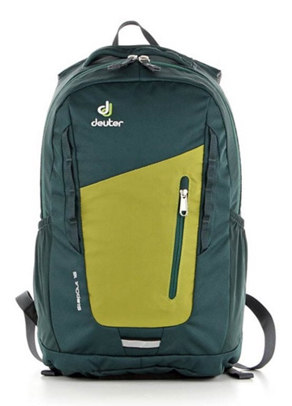 Рюкзак Deuter STEPOUT 16 moss-forest Deuter StepOut 16 front 3810315 2219