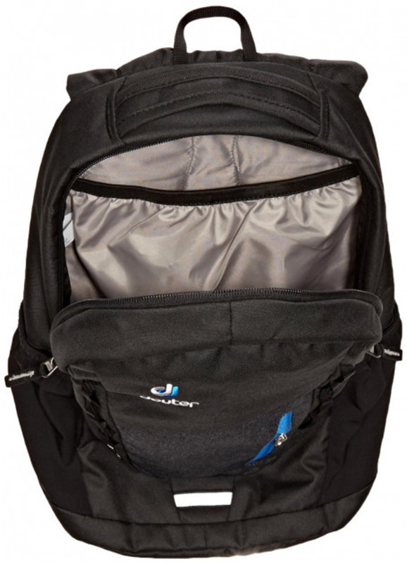 Рюкзак Deuter StepOut 16 цвет 4513 graphite-maron Deuter STEPOUT 16 main 3810315 4513
