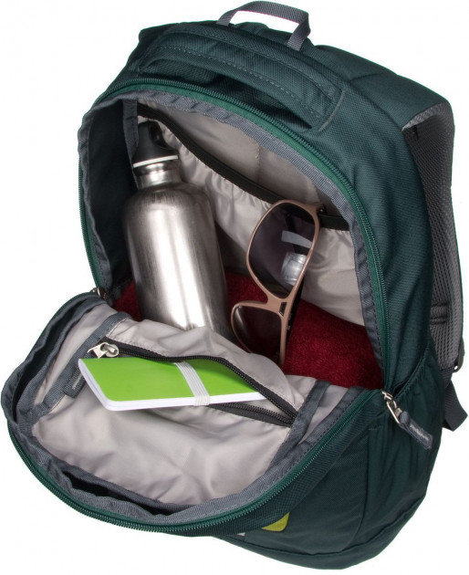 Рюкзак Deuter STEPOUT 16 moss-forest Deuter StepOut 16 open 3810315 2219