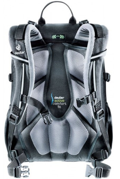 Детский рюкзак Deuter YPSILON blue crosscheck Deuter YPSILON blue crosscheck спинка Active Comfort Fit