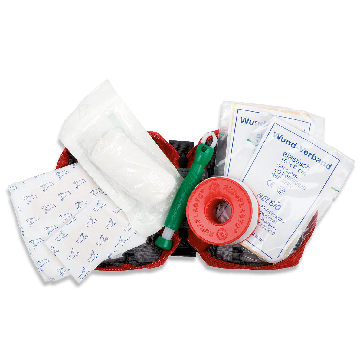 Аптечка Tatonka First Aid Mini (Red) First Aid Mini 3 TAT 2706.015