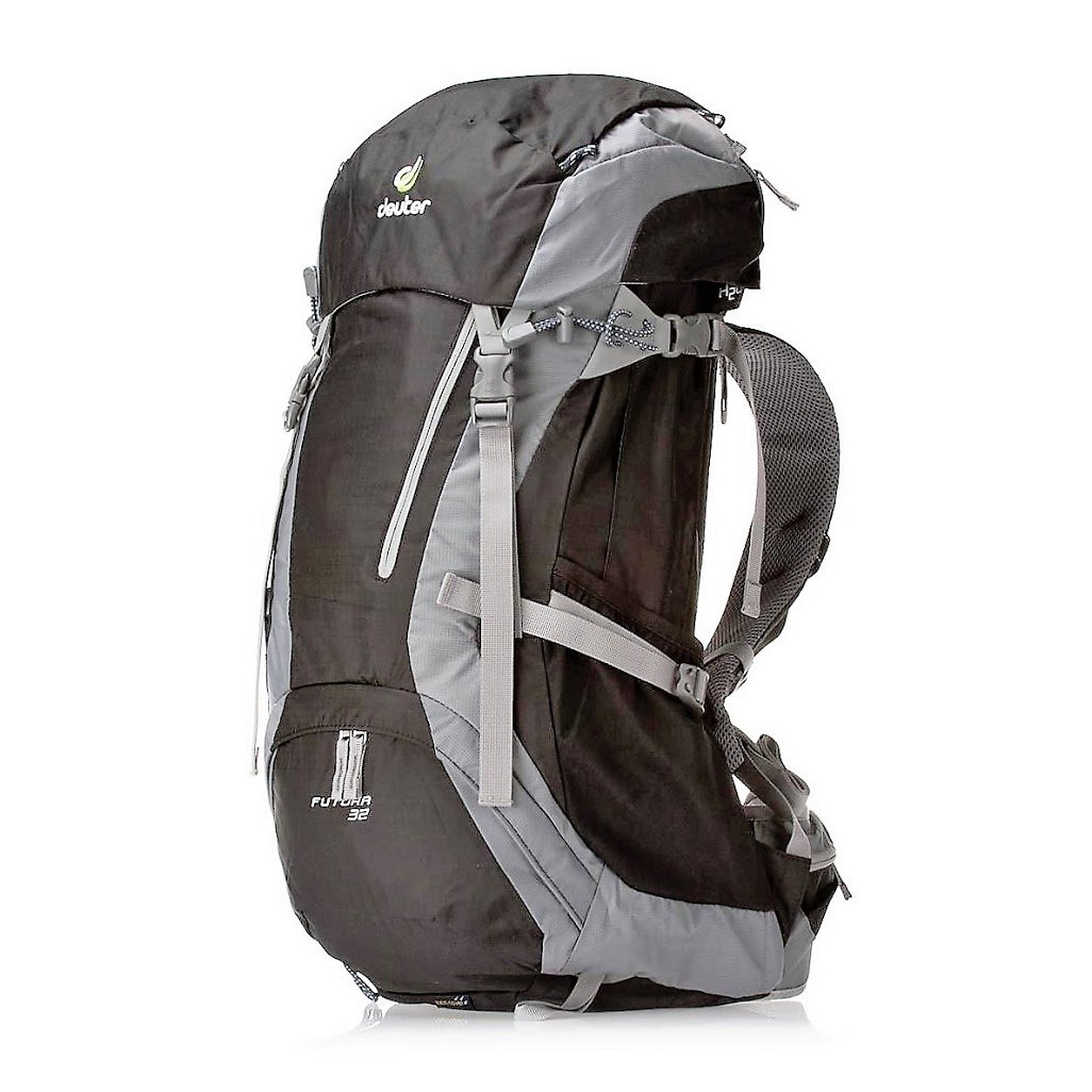 Рюкзак Deuter Futura 32 fire-granite (5510) Futura 32 2 34254 5510