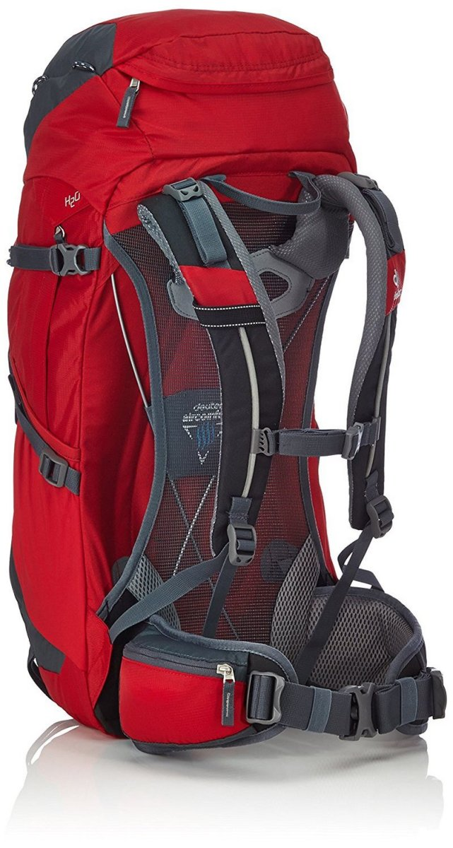 Рюкзак Deuter Futura 32 fire-granite (5510) Futura 32 3 34254 5510