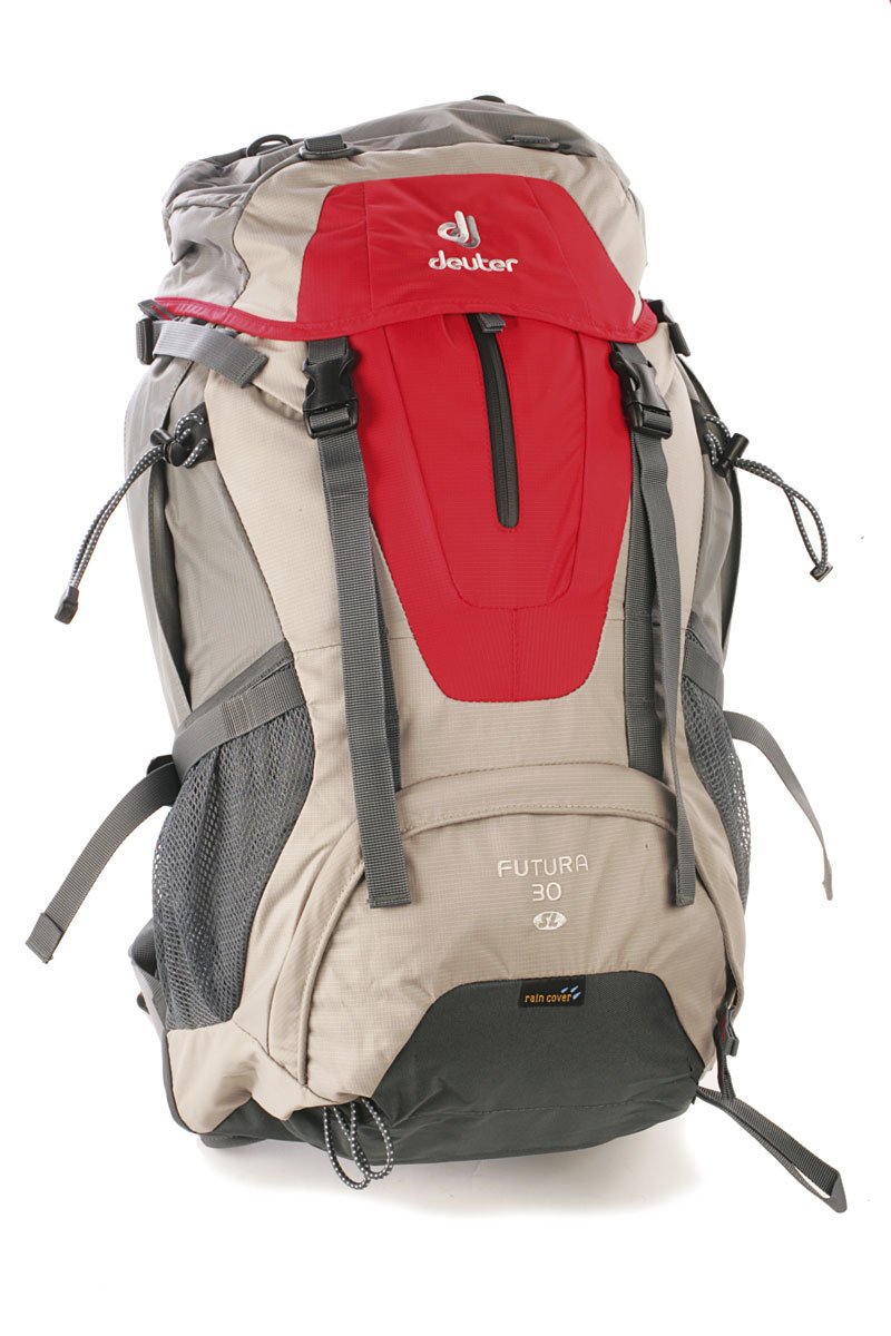 Рюкзак Deuter Futura 32 fire-granite (5510) Futura 32 4 34254 5510
