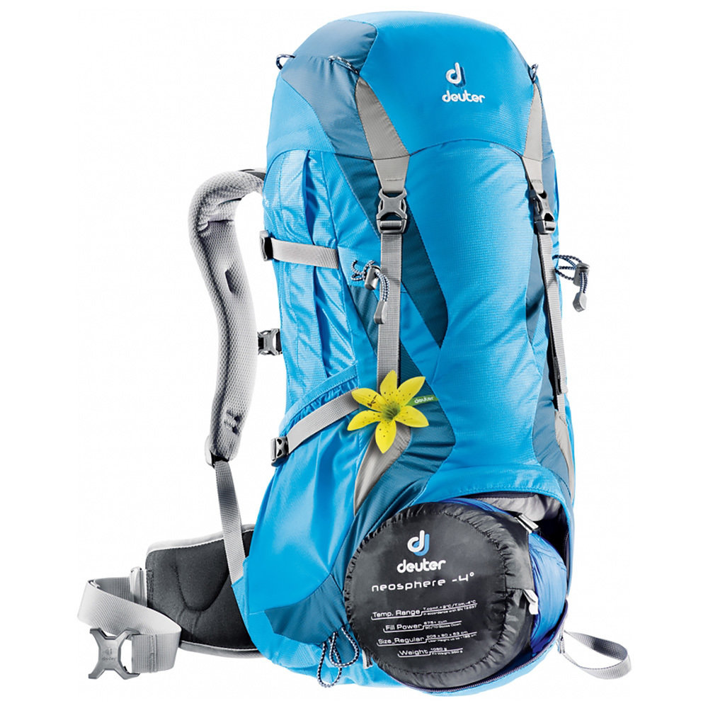 Рюкзак Deuter Futura 32 fire-granite (5510) Futura 32 5 34254 5510