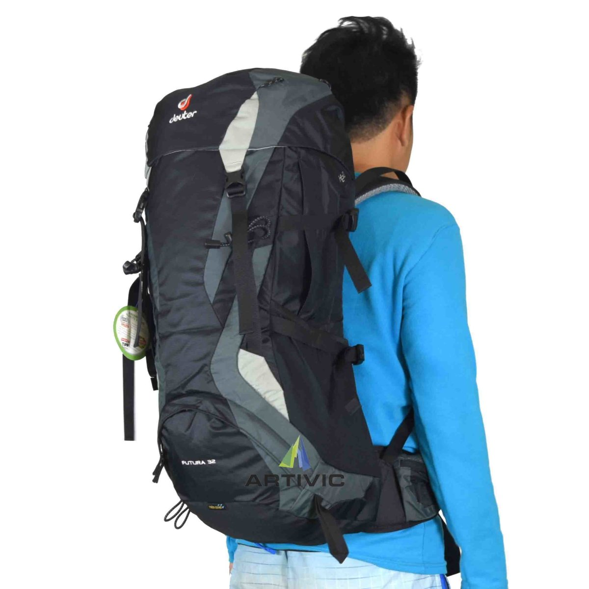 Рюкзак Deuter Futura 32 fire-granite (5510) Futura 32 8 34254 5510