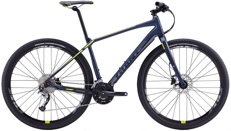 Велосипед Giant TOUGHROAD SLR 2 blue 2 Велосипед Giant TOUGHROAD SLR 2 blue 6S052915