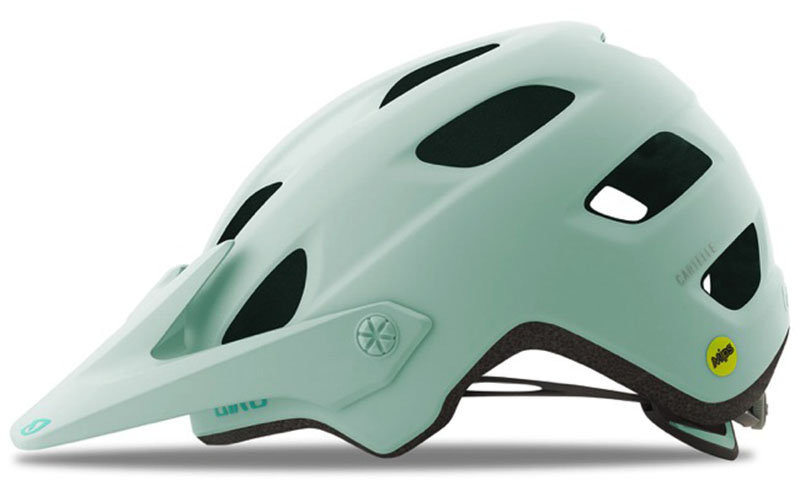 Giro CARTELLE MIPS matte mint side