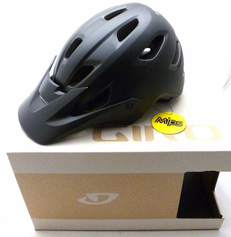 Велосипедный шлем Giro CHRONICLE MIPS matte black-gloss black Giro Chronicle Mips  helm