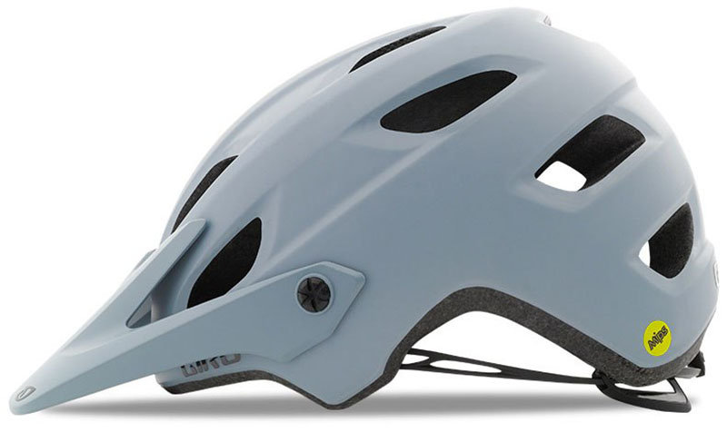 Giro CHRONICLE MIPS matte grey side