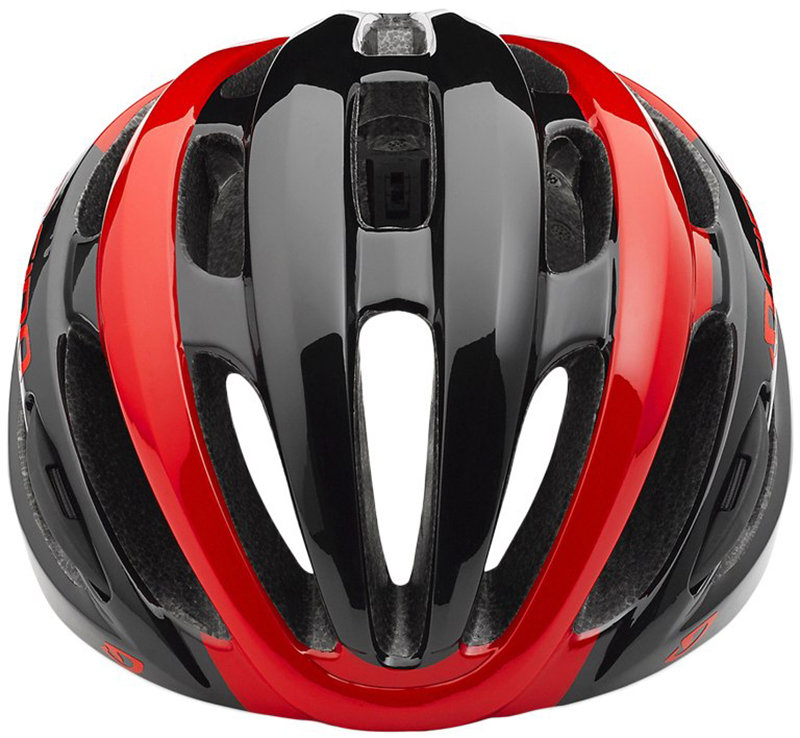 Giro FORAY red-black front