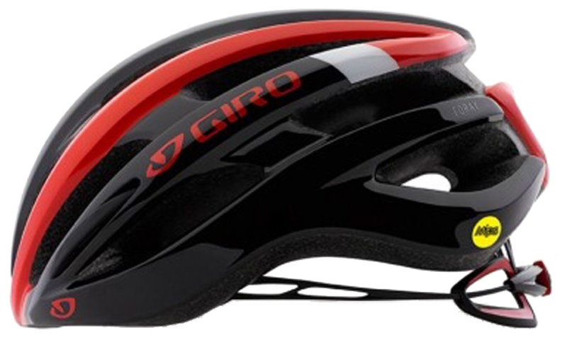 Giro FORAY red-black side