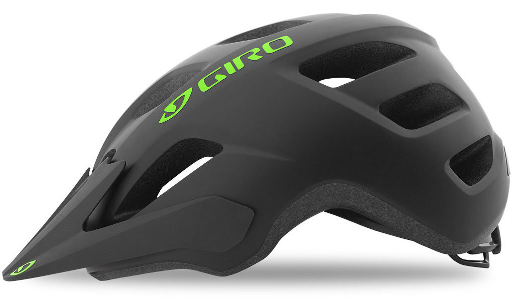 Велосипедный шлем Giro TREMOR matte black Giro TREMOR side