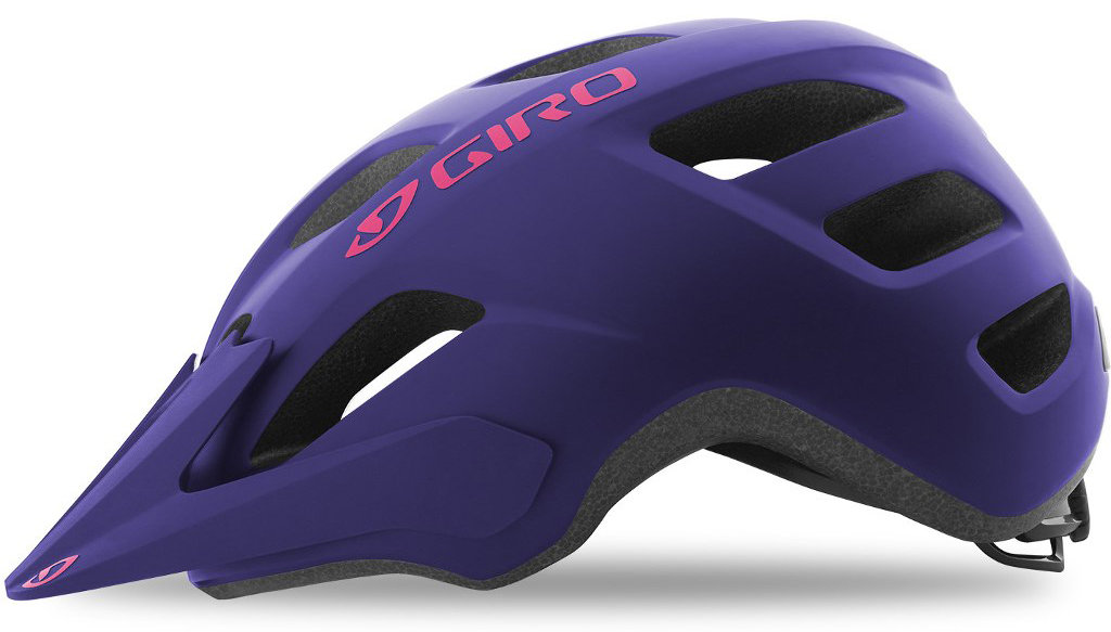 Велосипедный шлем Giro VERCE matte purple Giro VERCE matte purple side