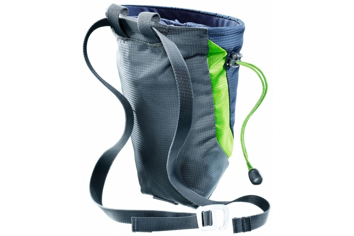Мешочек для магнезии Deuter Gravity Chalk Bag II L navy-granite (3400) Gravity Chalk Bag II 2 3391317 3400