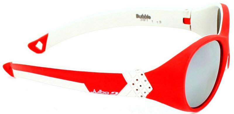 Очки Julbo BUBBLE red-grey Julbo BUBBLE red-grey side J 391 1 13