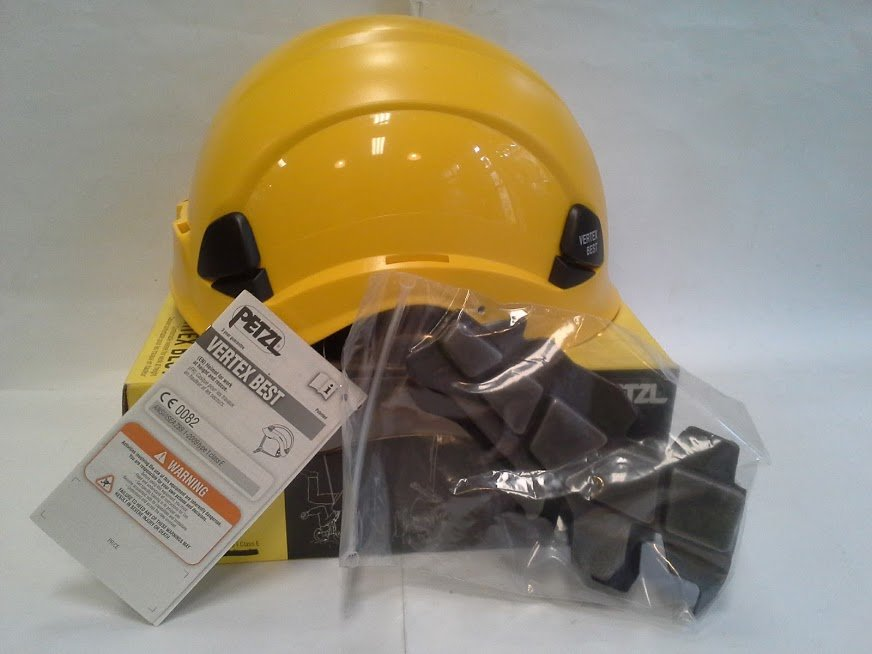 Каска Petzl Vertex BEST black Кас11ка Petzl Vertex BEST black 5 A10BNA