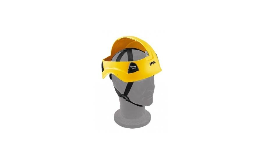 Каска Petzl Vertex BEST black Кас1ка Petzl Vertex BEST black 3 A10BNA