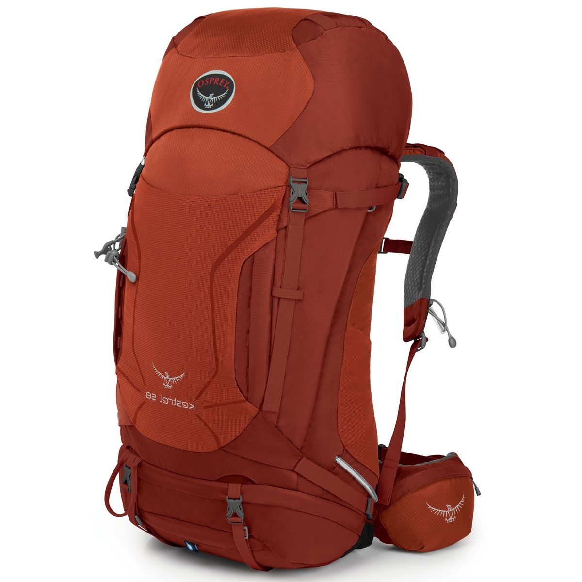 Рюкзак Osprey Kestrel 58 Jungle Green Kestrel 58 2