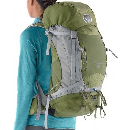 Рюкзак Osprey Kestrel 58 Jungle Green Kestrel 58 5