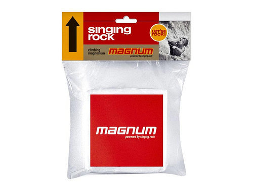 Магнезия Singing Rock Magnum bag 300 г Магнезия S1inging Rock Magnum bag 300 г 1 SR M3001.W3-0P