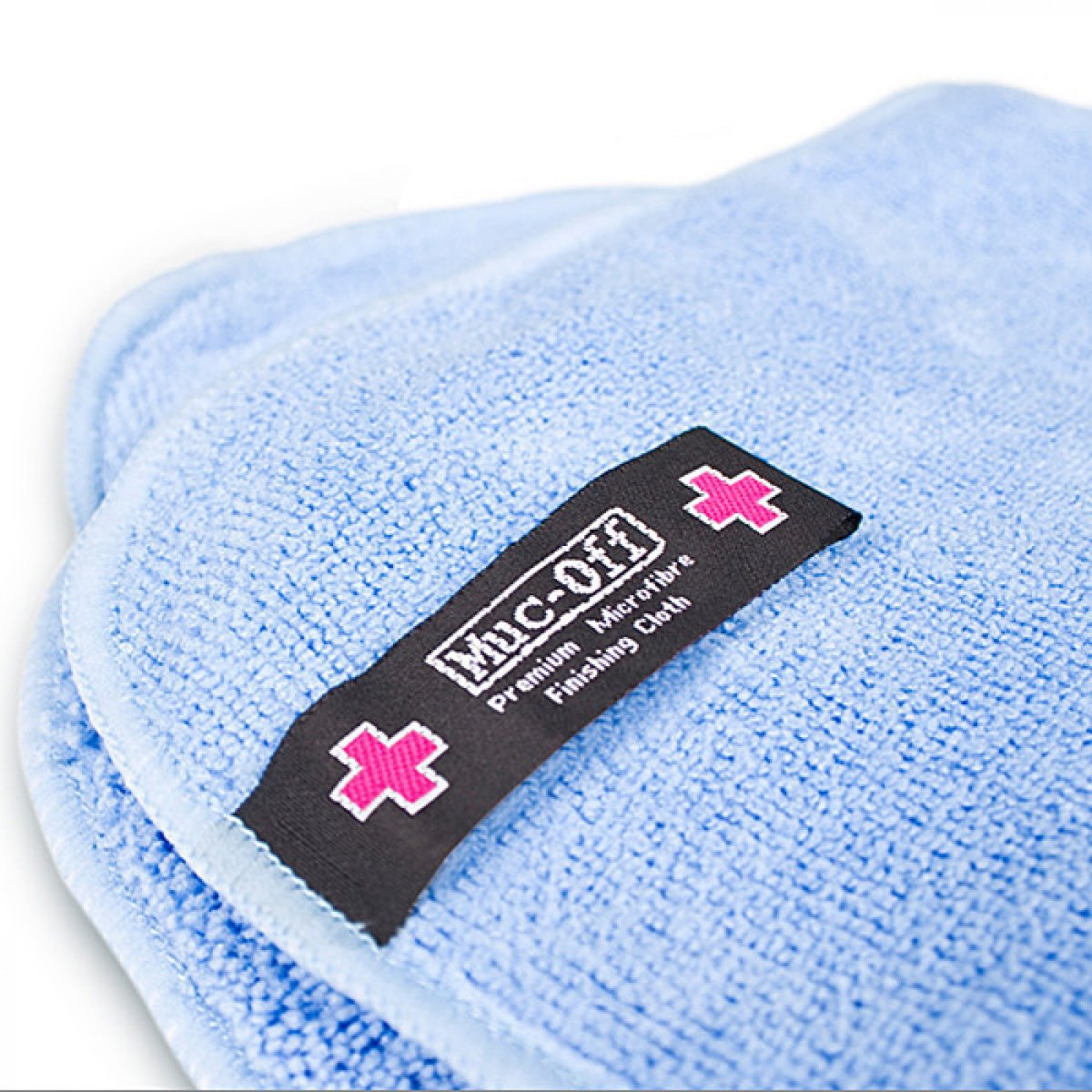 Тряпка-микрофибра Muc-Off Microfibre Cloth синяя Microfibre Cloth 2 MC.272