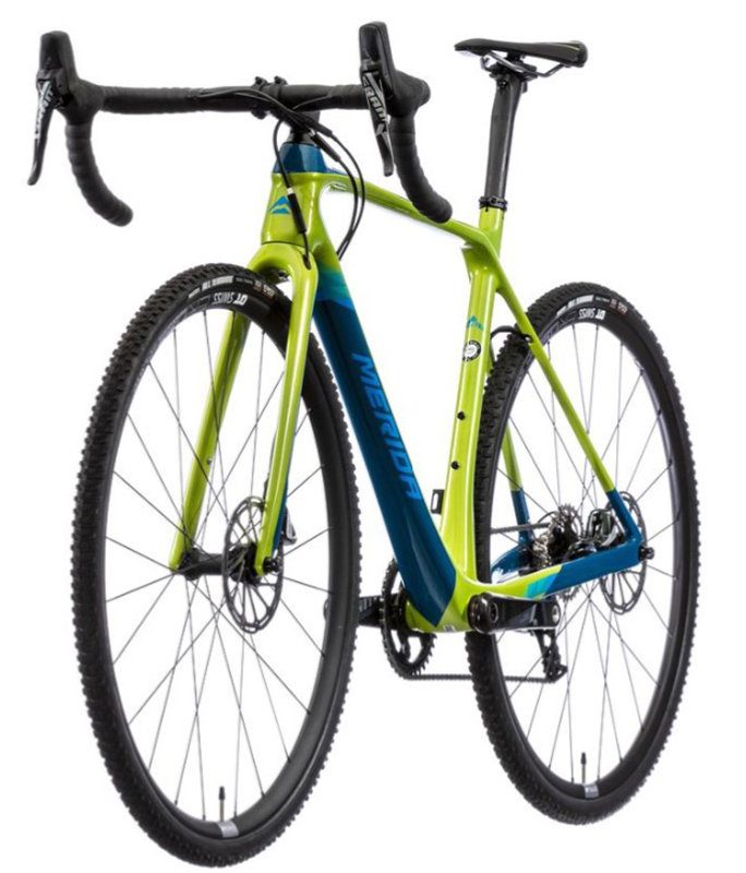 Велосипед Merida MISSION CX 8000 green blue MISSION CX 8000 green blue 3 6110782246