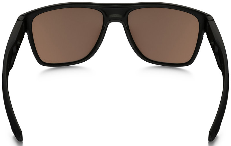 Очки Oakley CROSSRANGE XL matte black-prizm tungsten polarized Oakley CROSSRANGE XL back