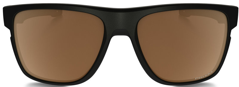 Очки Oakley CROSSRANGE XL matte black-prizm tungsten polarized Oakley CROSSRANGE XL front