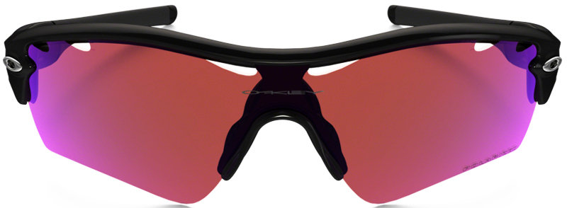 Очки Oakley RADAR PATH POLISHED VENTED black G30 iridium polarized Oakley RADAR PATH POLISHED VENTED front