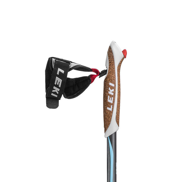 Палки Leki Response Lady Nordic Walking Black-Blue Палки Leki Response Lady Nordic Walking
