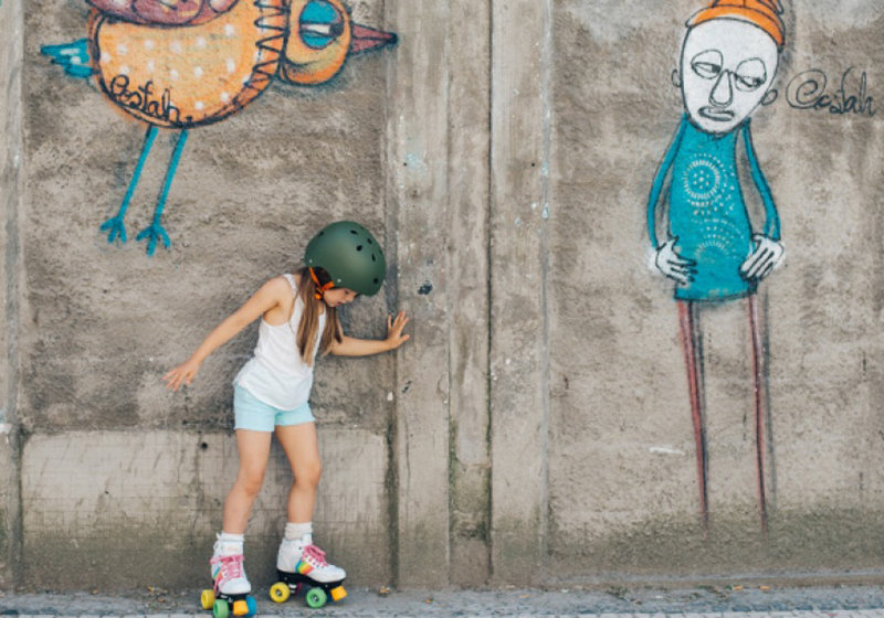 Polisport URBAN RADICAL kid