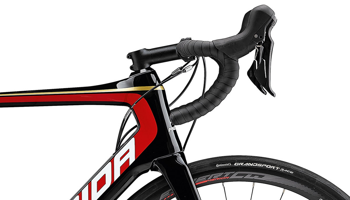 Велосипед Merida REACTO DISC 4000 black team replica REACTO DISC 4000 black team replica 1 6110790961 6110790972