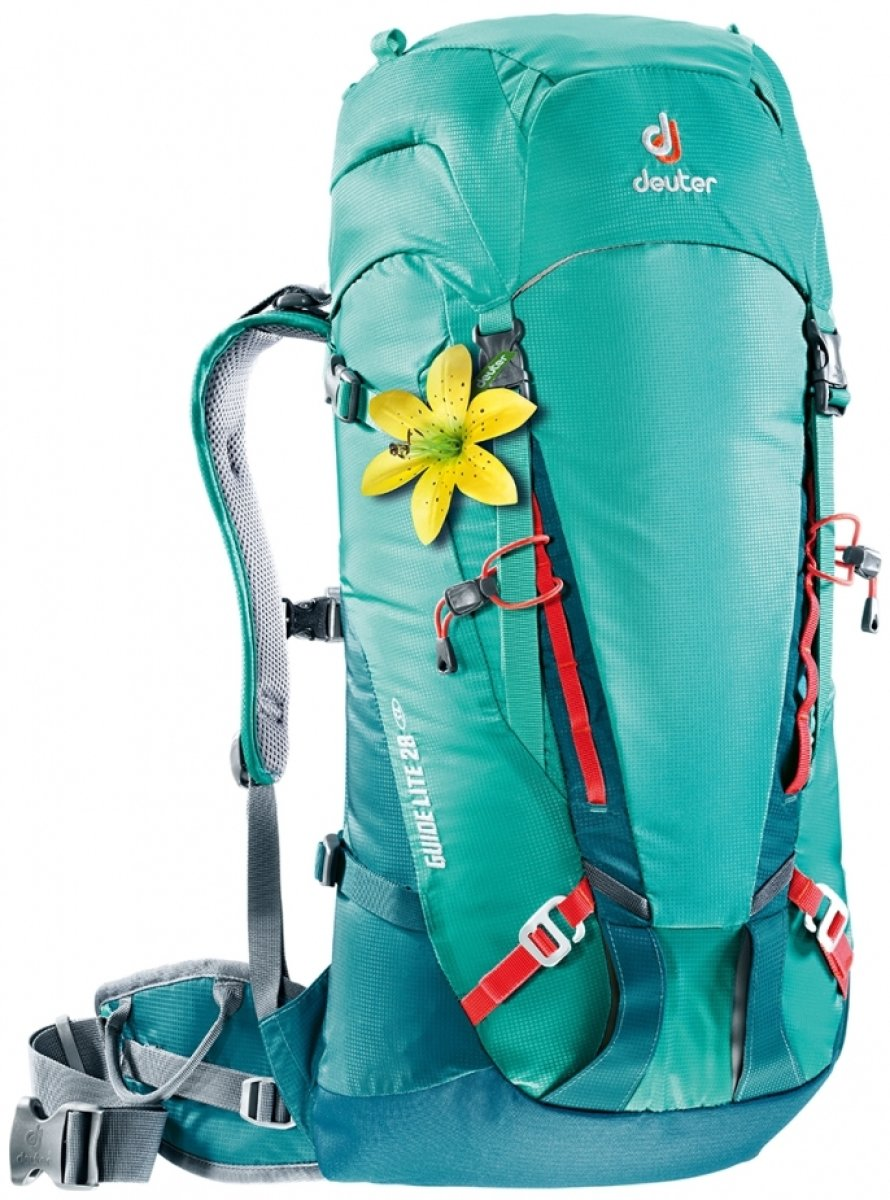Рюкзак Deuter Guide Lite 28 SL цвет 5324 maron-arctic 2 3360017 5324