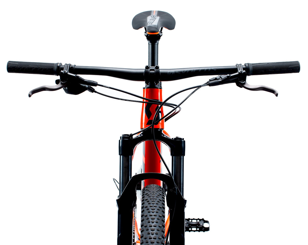 Велосипед Scott SCALE 960 29 orange Scott SCALE 960 29 orange handlebar 269739.008