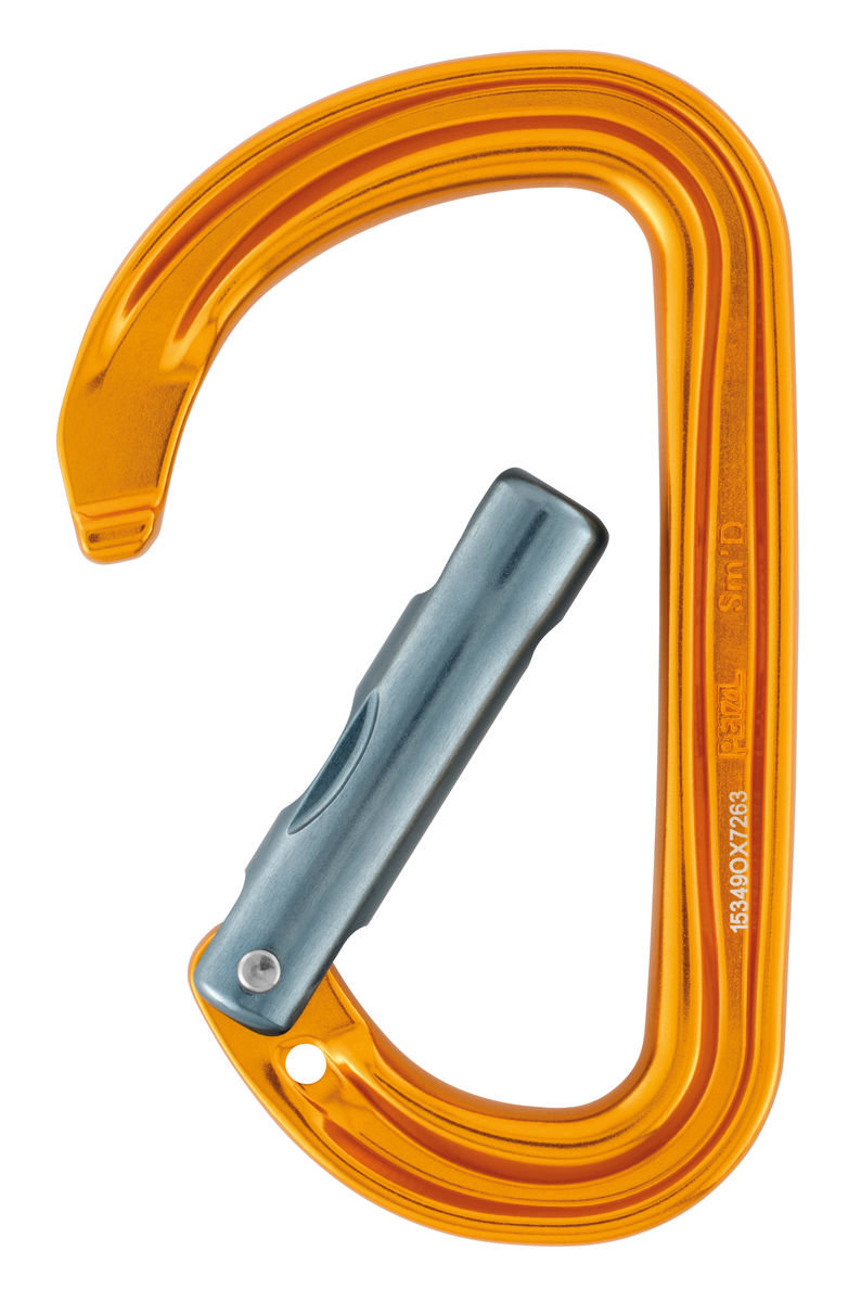 Карабин Petzl SM'D wall SMD wall 1 M39A S