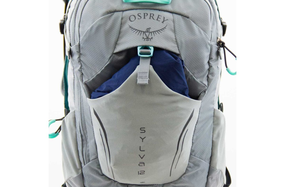 Рюкзак Osprey Sylva 12 Downdraft Grey Sylva 12 5