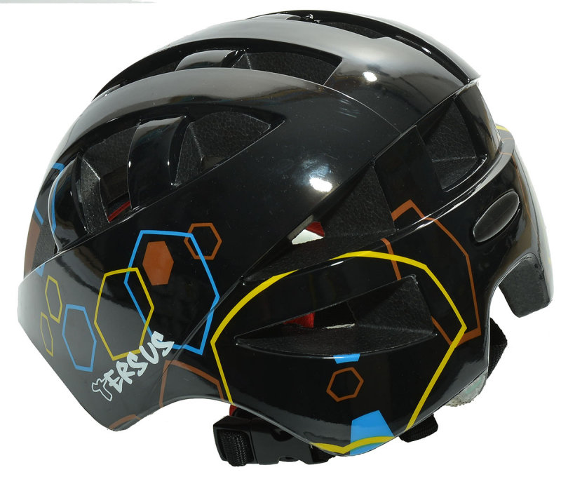 Tersus JOCKEY hexagons blue yellow back1 18-OWT22-T009-S