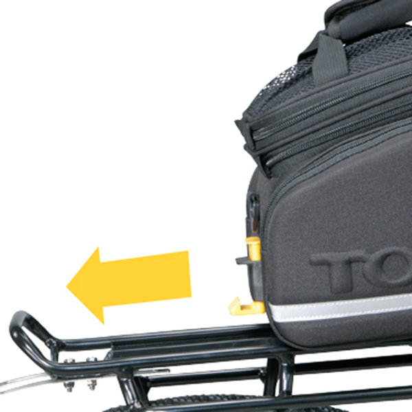 Багажник Topeak UNI SUPER TOURIST DISC Topeak UNI SUPER TOURIST DISC bag TA2049-B
