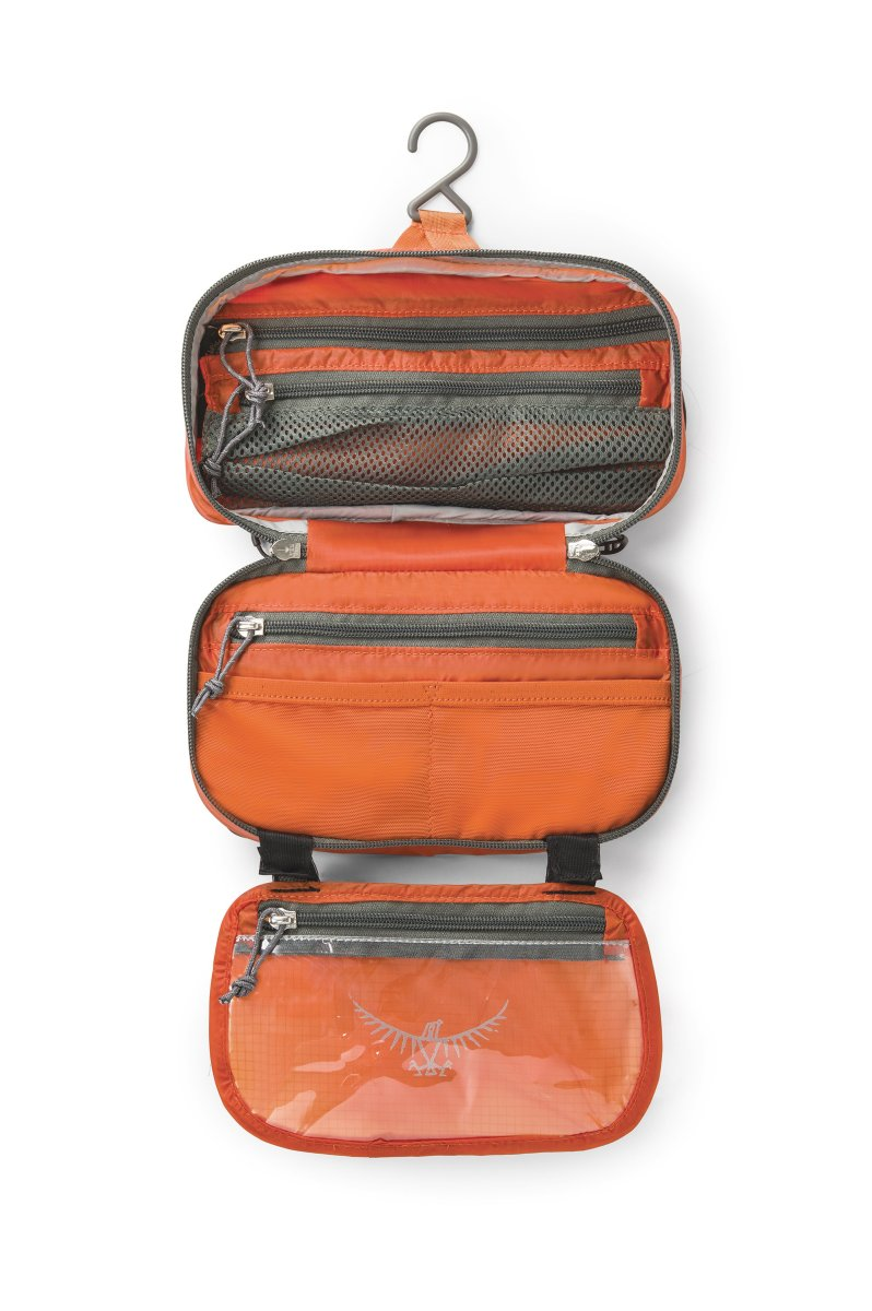 Косметичка Osprey Washbag Zip Poppy Orange Washbag Zip 3 009.0049