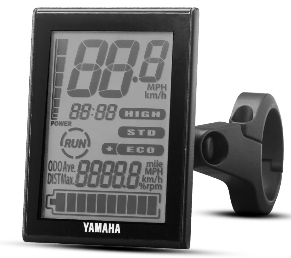 Велосипед Haibike SDURO HARNINE 3.0 29 titan-red-white Yamaha Multifunction LCD display