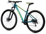 "Велосипед Merida Big.Nine 20 29"" teal-blue (lime) 11 Big.Nine 20 6110887254, 6110887265"
