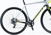 Велосипед Scott Addict CX RC white/yellow 2 Addict CX RC 269909.023