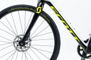 Велосипед Scott Addict CX RC white/yellow 3 Addict CX RC 269909.023