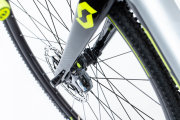 Велосипед Scott Addict CX RC white/yellow 4 Addict CX RC 269909.023