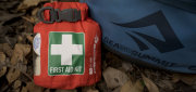 Гермочехол для аптечки Sea to Summit First Aid Dry Sack Day Use Red 1 L 4 First Aid Dry Sack Day Use STS AFADS1